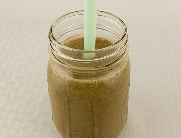 Healthy Chocolate Peanut Butter Shake