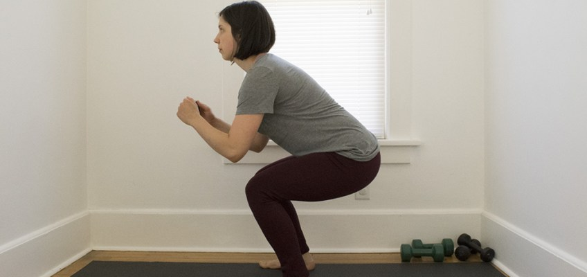 4 Exercises For A Full Body Workout At Home