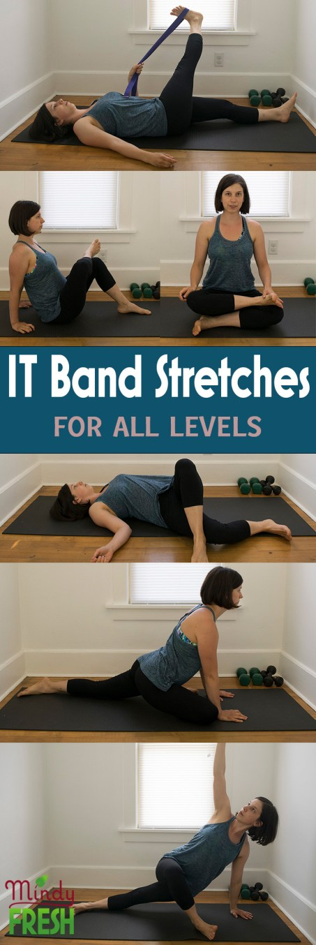 IT band stretches