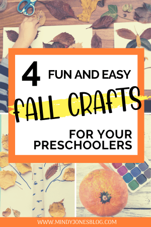 4 Fun And Easy Fall Crafts For Preschoolers