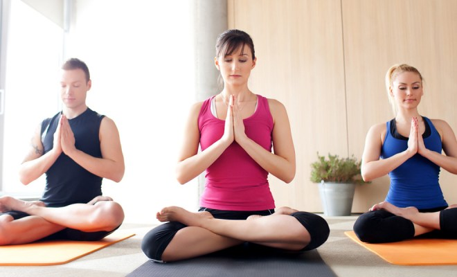 Which yoga exercises should be done to gain weight? 9