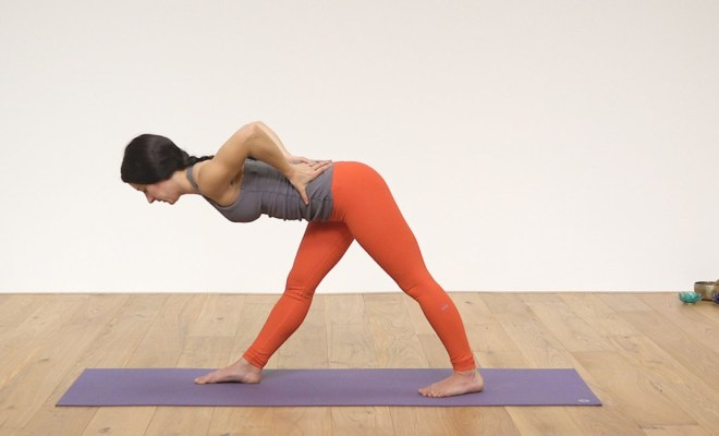 What does it mean when my legs shake during yoga? 1