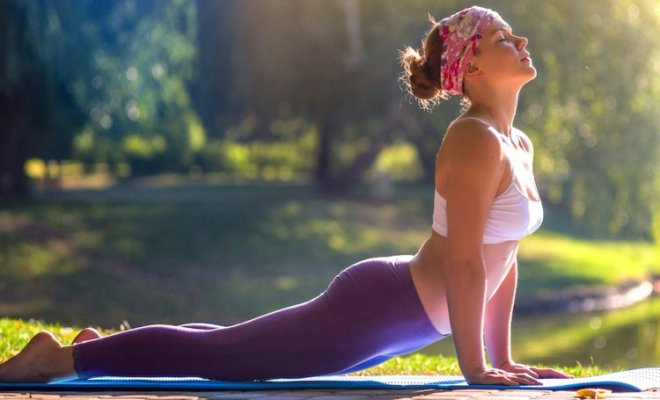 Which yoga poses can help for bad kness? 6