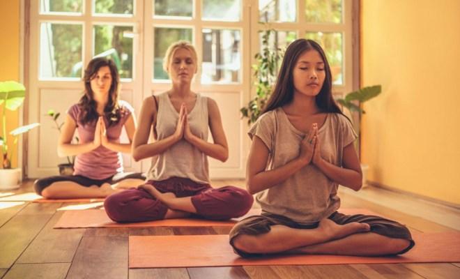 Meditation: restoring strength and energy 3