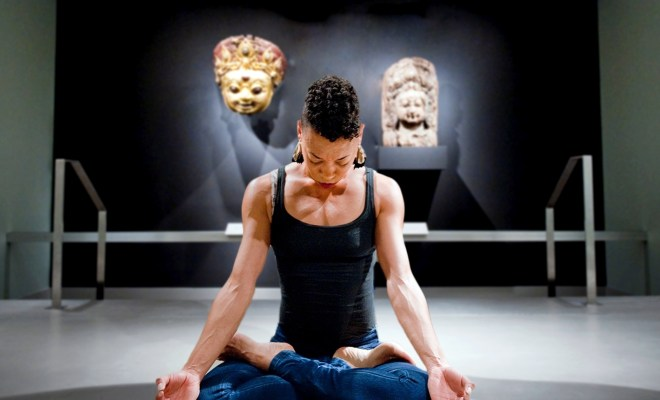 The influence of yoga on the endocrine system 3