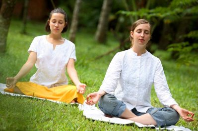 How can I improve sleep quality with yoga, meditation or mudras? 16