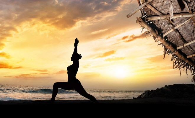 Which yoga is for a knee problem? 4