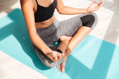 Are there yoga exercises for your face? 12