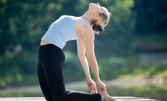 Yoga Poses to Relieve Menstrual Cramps Naturally Without Painkillers 22