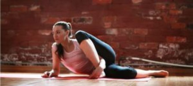 What is the best place for doing yoga? 5
