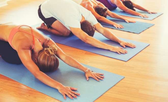 Is yoga exercise good for athletes? 1