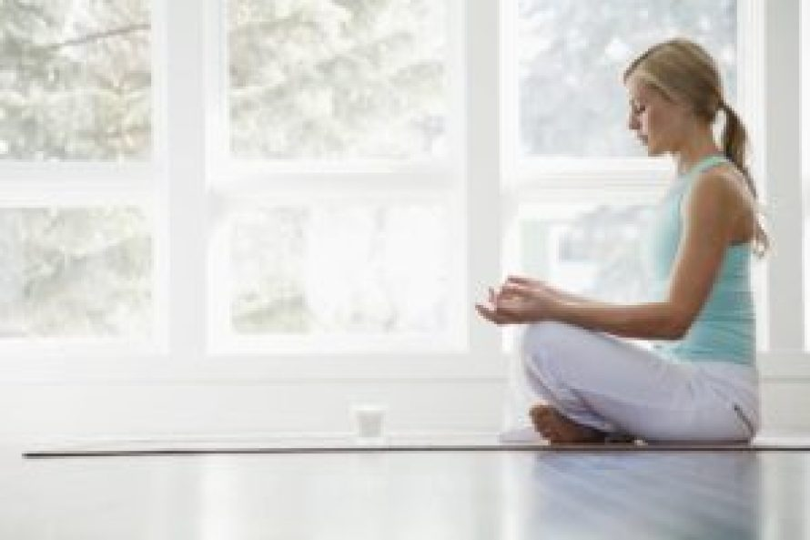 How long do you practise meditation each day? 24