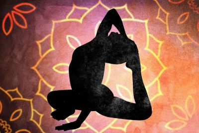 How does yoga help in meditation? 26