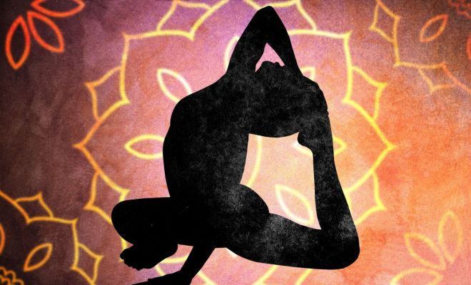 How does yoga help in meditation? 1