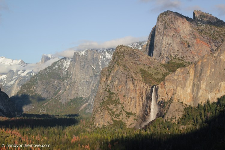 the best photos of the tunnel view in yosemite national park