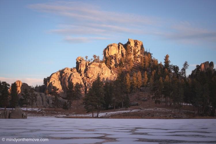 best photo spots in the blacks hills winter