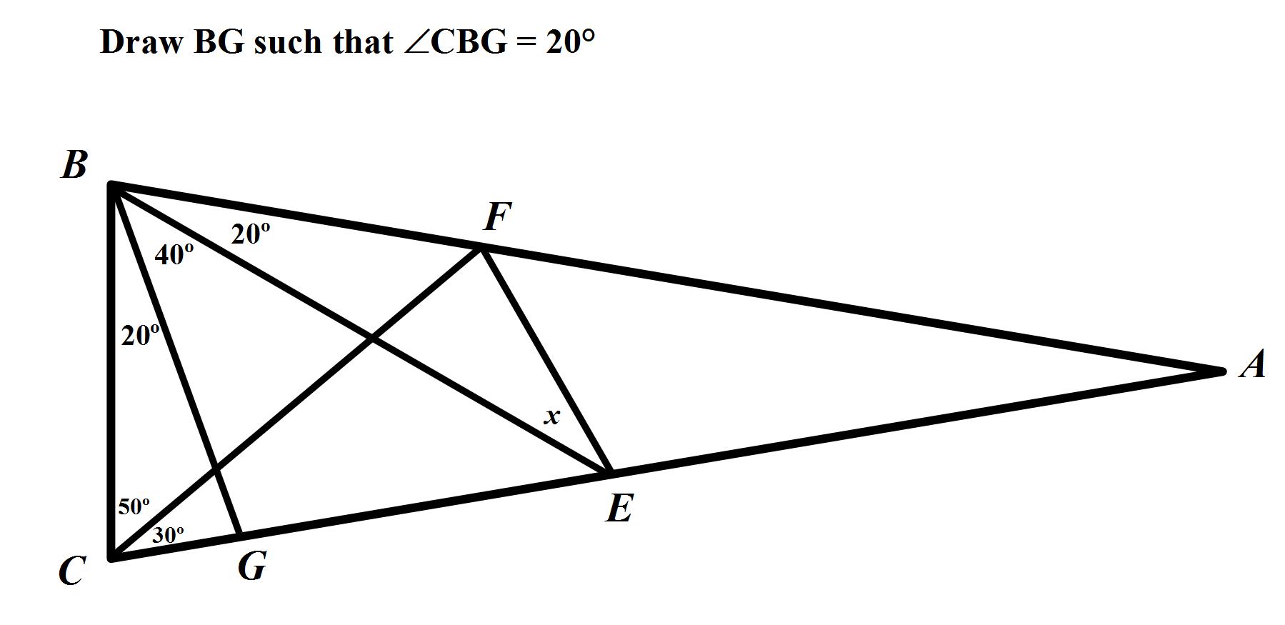 The Hardest Easy Geometry Problem – Sunday Puzzle