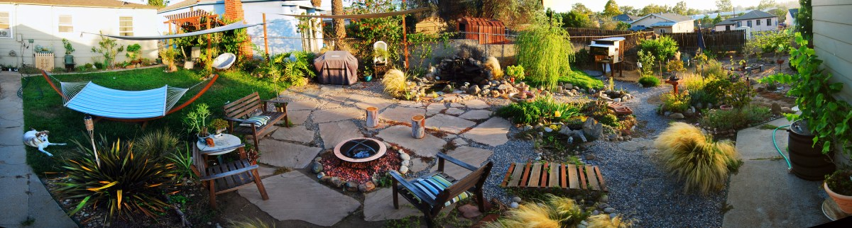 Building a Flagstone Patio