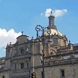 Mexico City Courier Trip 36