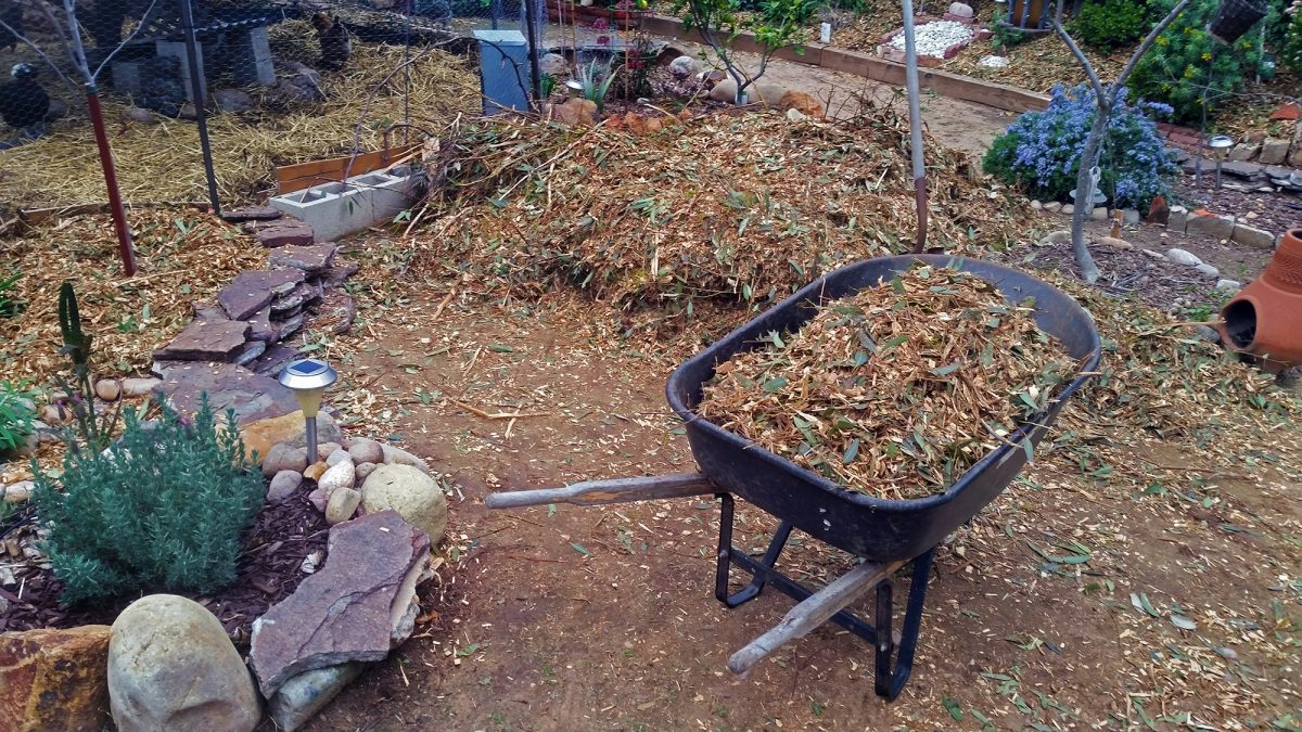 Ain't no Party like a Free Mulch Party!