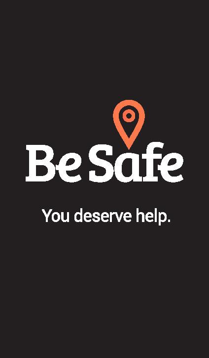 Be Safe Poster  mindyourmindca