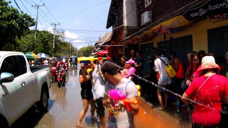 Pii Mai in Luang Prabang
