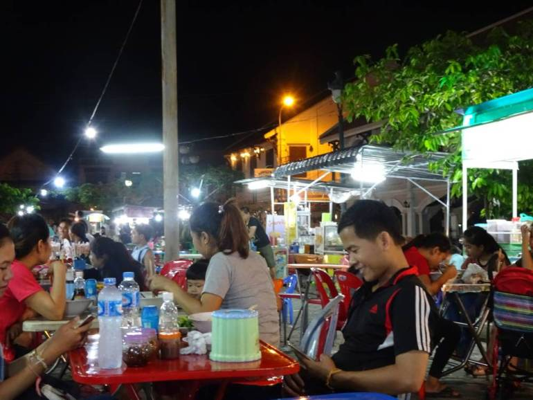 Savannakhet Food Market