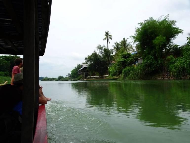 Mit dem Boot durch die 4000 Islands