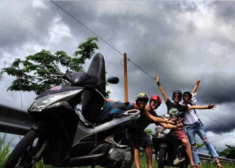 Auf Tour zur Bokor Hill Station Kampot