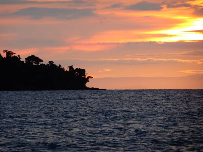 Sonnenaufgang Koh Rong 2