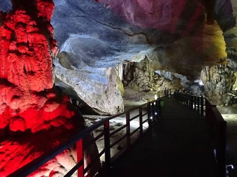 Paradise Cave Phong Nha-Ke Bang Nationalpark