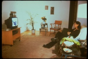 On TV...