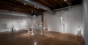 Living Room, installation view