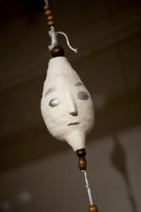 Coil Pot Heads of the Ancestors