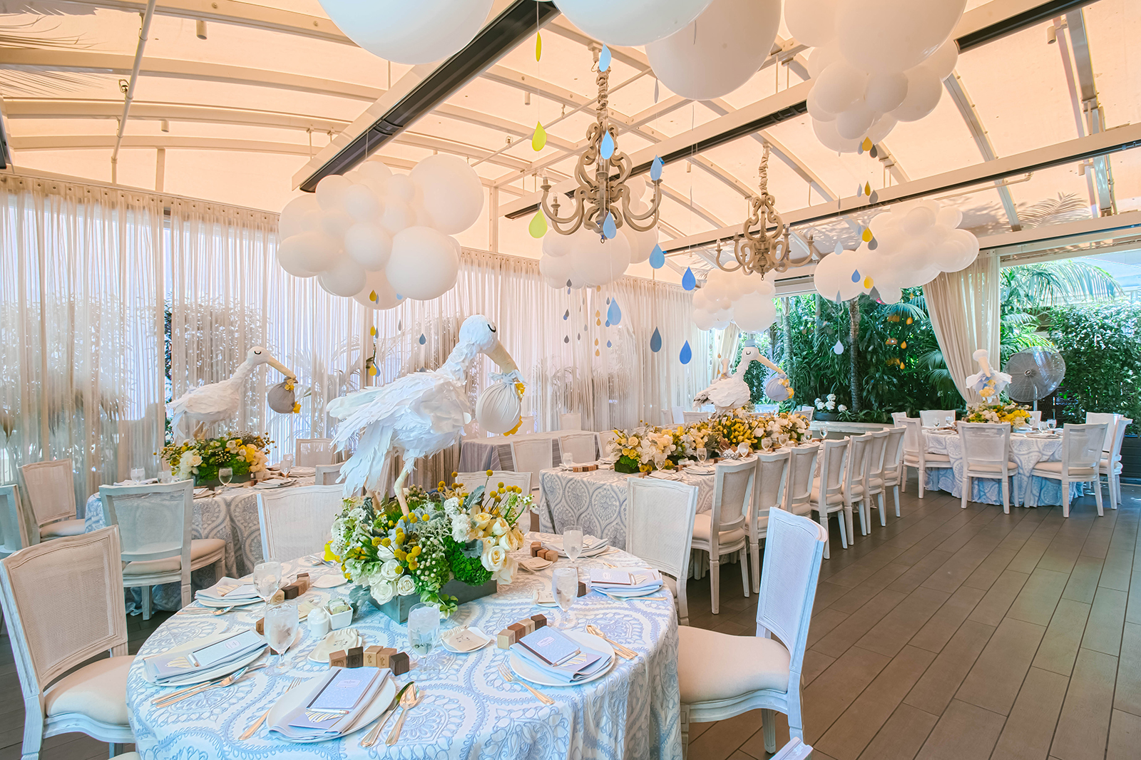 Four Seasons Beverly Hills Baby Shower Mindy Weiss