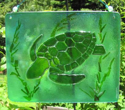 sea_turtle_lg_fused_glass_suncatcher