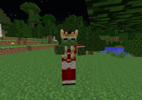 Mod Mob : Mo' Zombies 1.7.10 : Minecraft