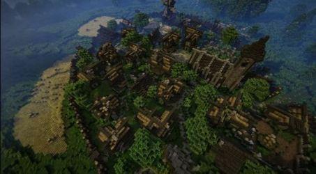 medieval village minecraft town map epic maps aventure medieval fabuleux explorez ce planetminecraft