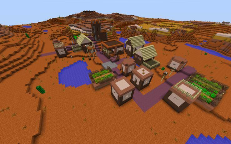 Mod Village Up