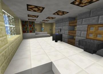 Badezimmer In Minecraft