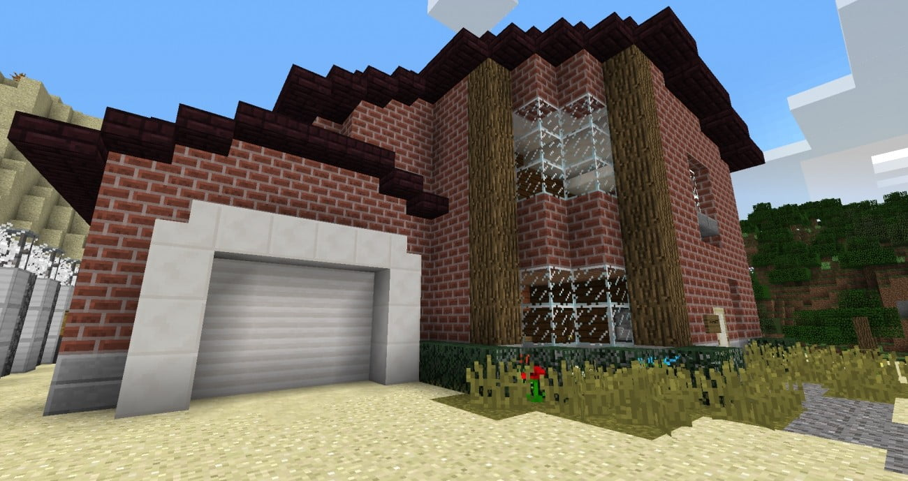 Gallery Of Blog Bau Blogcom Baukosten Garage - Minecraft haus bauen mit keller
