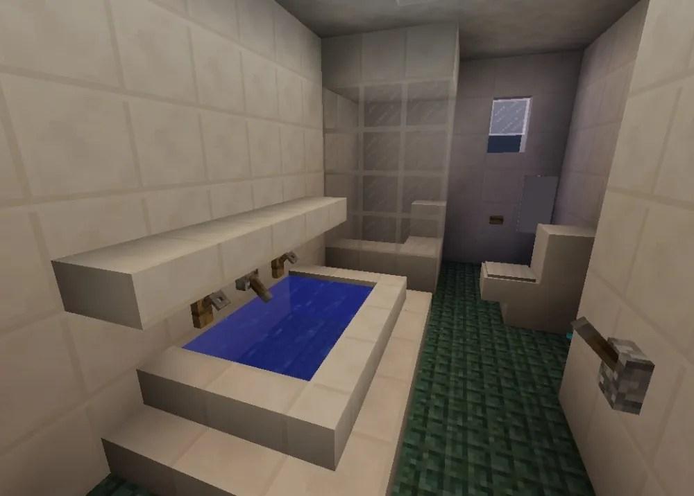 Hotelzimmer in Minecraft bauen  minecraftbauideende