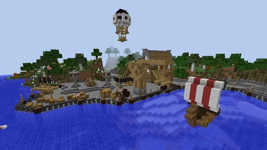 ᐅ Mittelalterlicher Springbrunnen In Minecraft Bauen ᐅ Kleiner