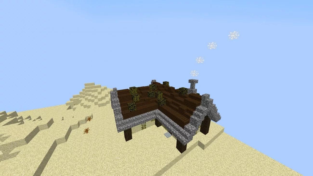 ᐅ Kleines Häuschen In Minecraft Bauen  Minecraftbauideende