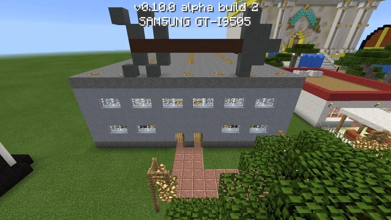 ᐅ Schießhalle In Minecraft Bauen - Minecraft-Bauideen.De
