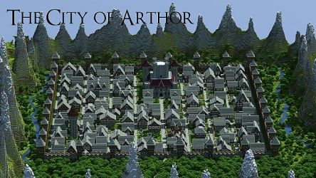 The City of Arthor Map Download Minecraft Forum