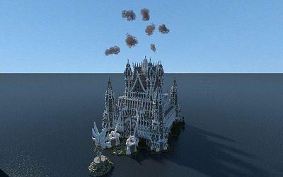 Hypelia Castle Good Map Download Minecraft Forum