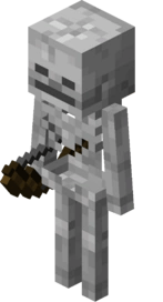 Squelette Le Minecraft Wiki Officiel