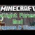 Der Twilight Forest Mod für Minecraft 1.4.6/1.4.7