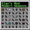 Minecraft Mod - Moderne Waffen Mod Pack für Minecraft 1.4.6(benötigt Flan's Mod)